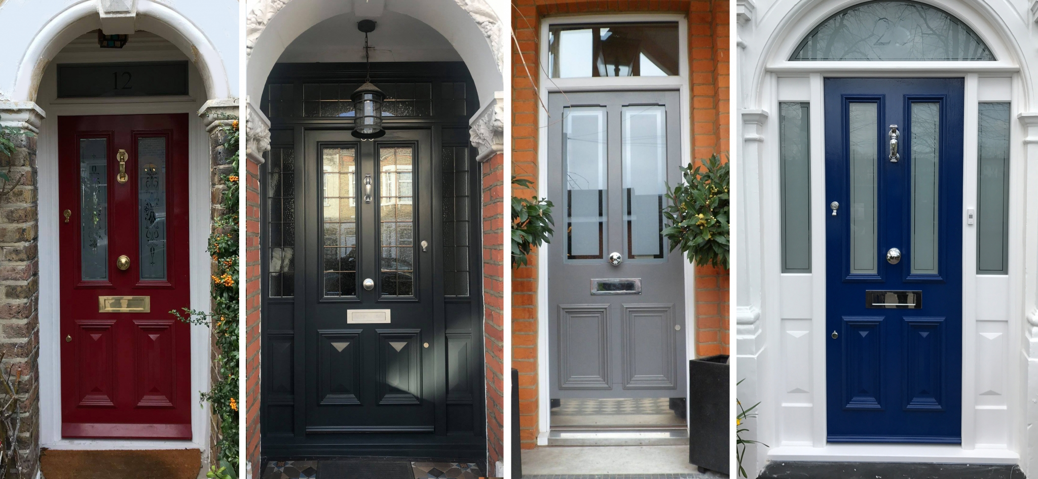 Timber Front Doors